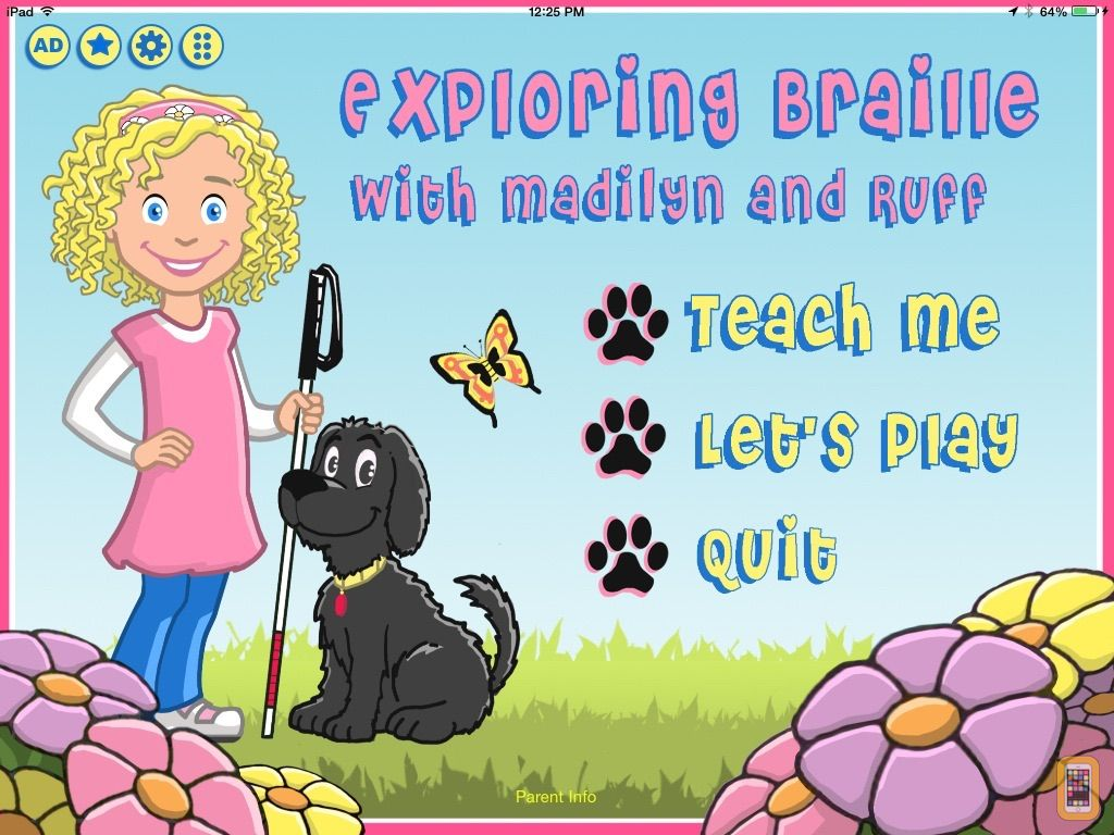 Screenshot - Exploring Braille with Madilyn and Ruff