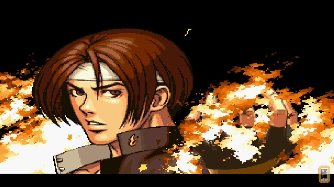 Screenshot - THE KING OF FIGHTERS '98