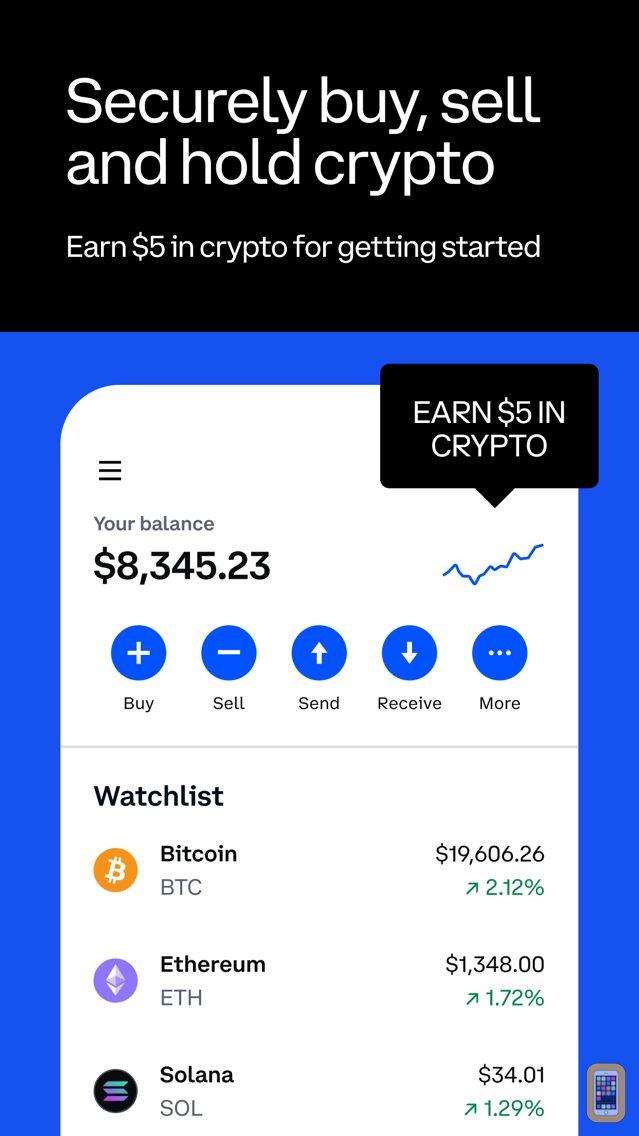Screenshot - Coinbase – Buy & sell Bitcoin