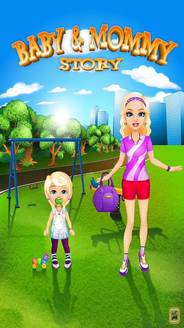 Screenshot - Baby & Mommy Story