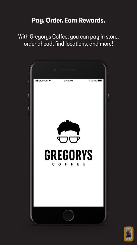 Screenshot - Gregorys Coffee