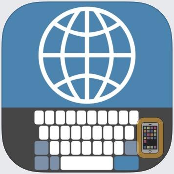 Translator Keyboard by Steven Barnegren (Universal)