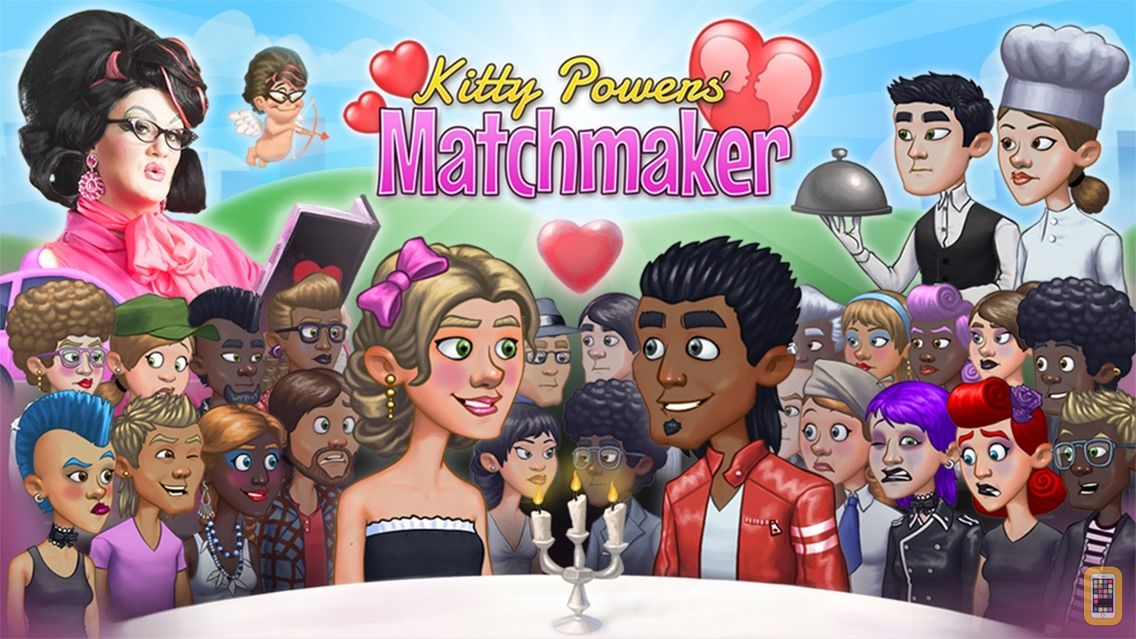 Screenshot - Kitty Powers' Matchmaker