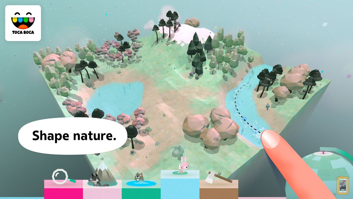 Screenshot - Toca Nature