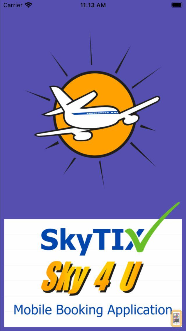 Screenshot - SkyTIX