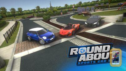 Screenshot - Roundabout: Sports Car Sim