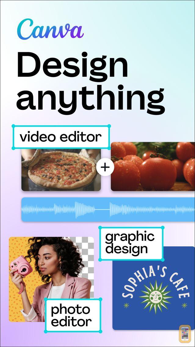 Screenshot - Canva - Photo Editor & Design