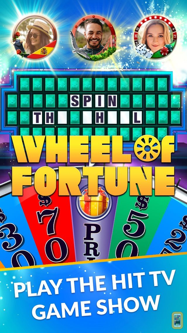 Screenshot - Wheel of Fortune: Show Puzzles