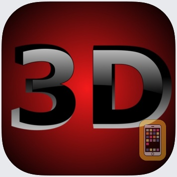 Blur3D by Jeff Dolphin (iPhone)