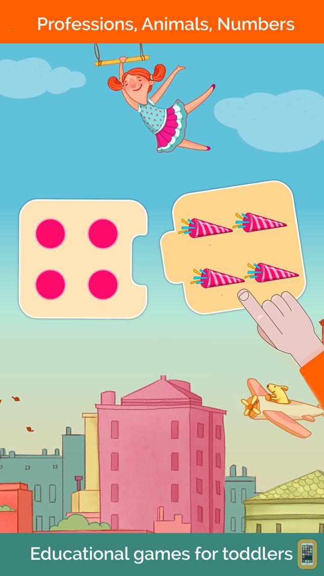 Screenshot - Kids preschool & kindergarten learning games free