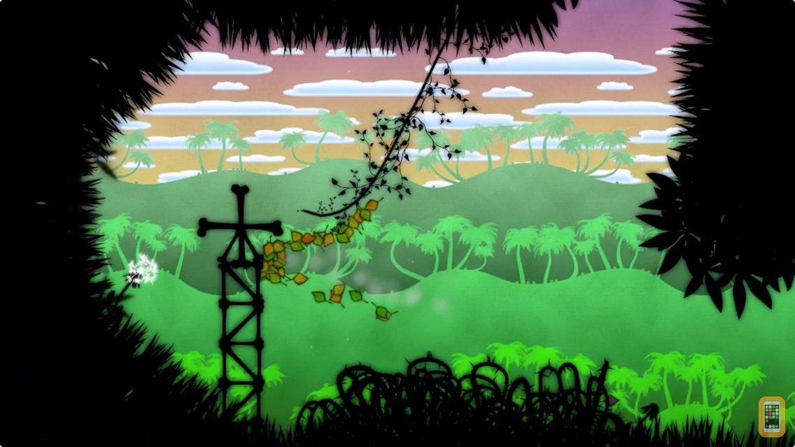 Screenshot - Leaf on the Wind