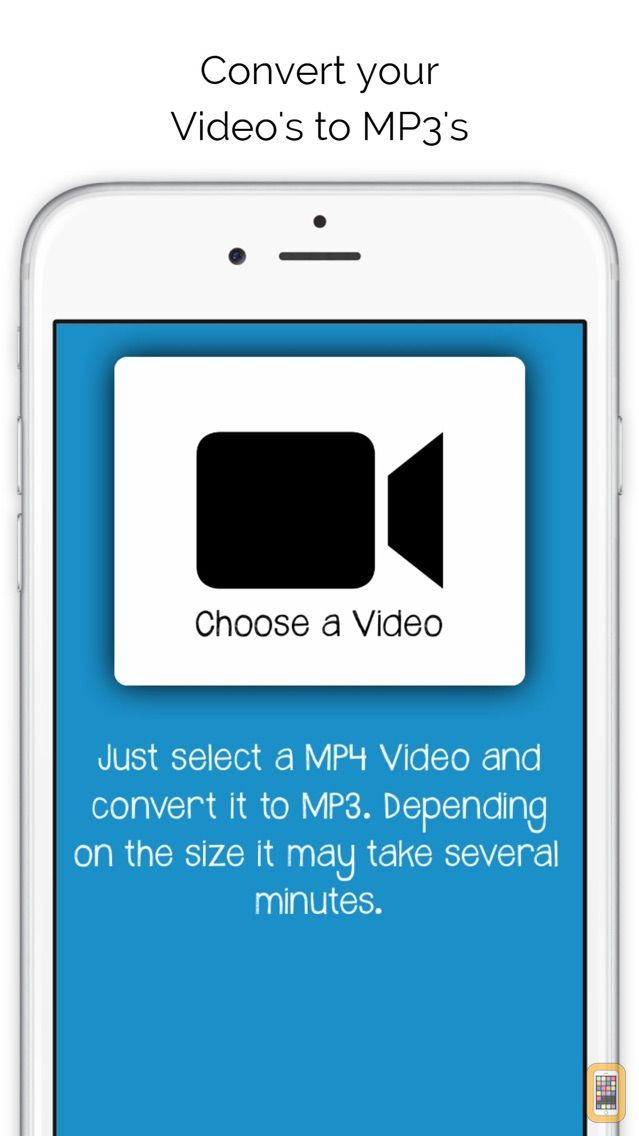 Screenshot - MP4 to MP3 - Video to Audio