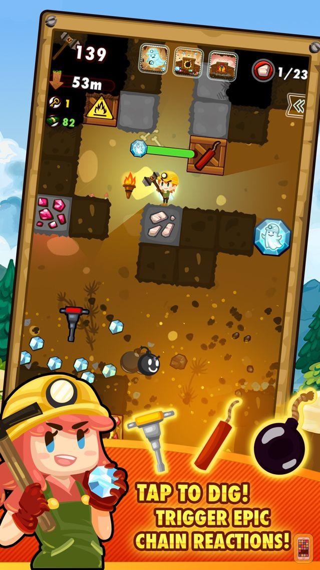 Screenshot - Pocket Mine 2