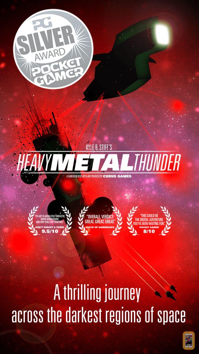 Screenshot - Heavy Metal Thunder - The Interactive SciFi Gamebook