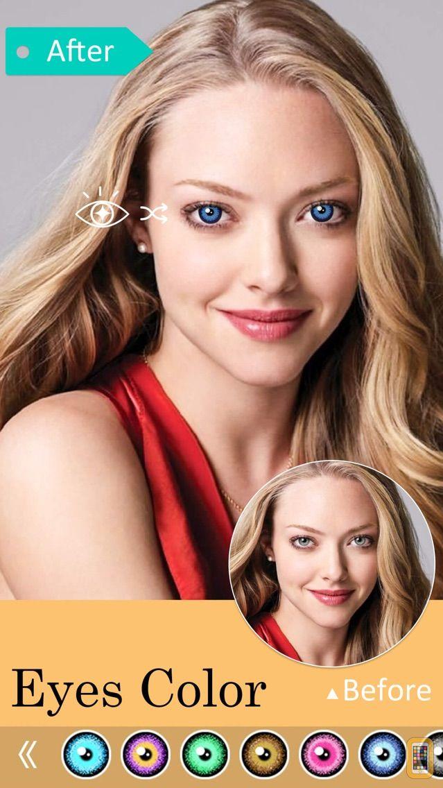 Screenshot - Eye Booth - Eye Color Changer