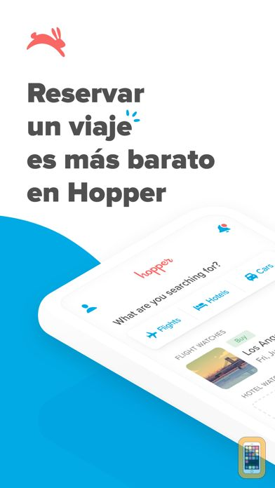 Screenshot - Hopper - Flight & Hotel Deals