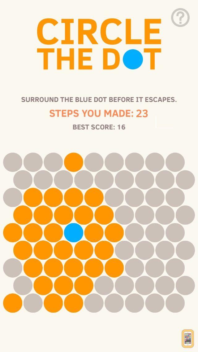 Screenshot - Circle The Dot