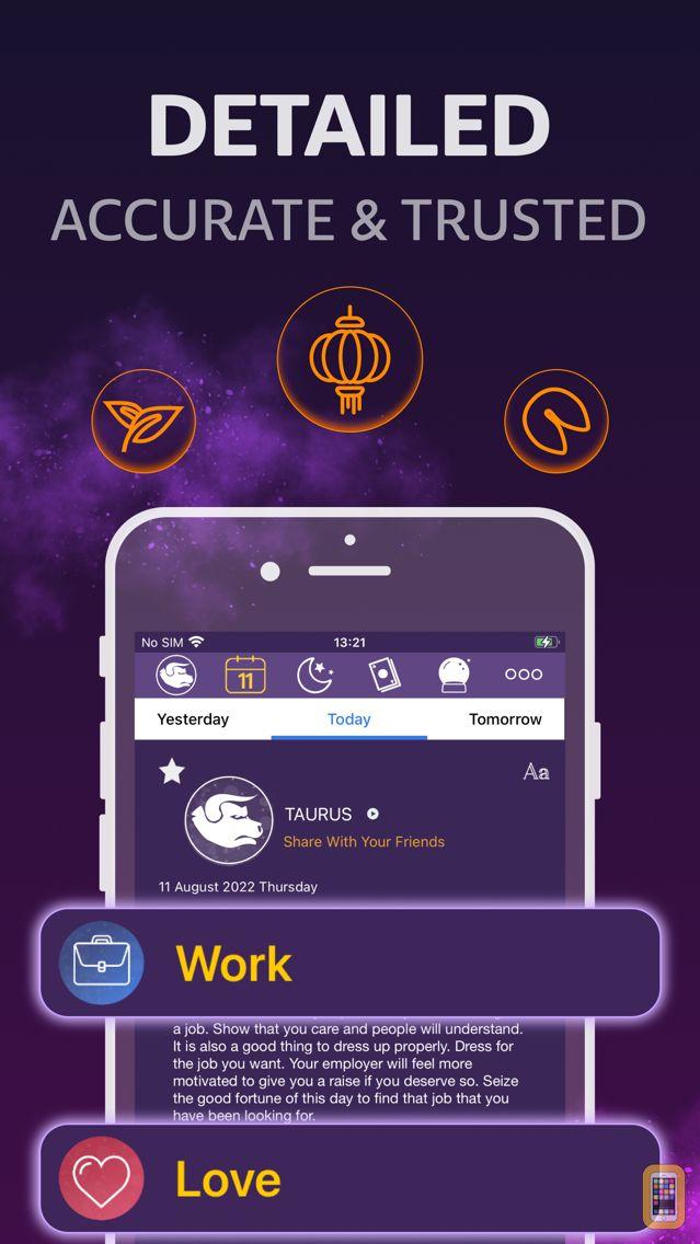 Screenshot - Daily Horoscope - Astrology !