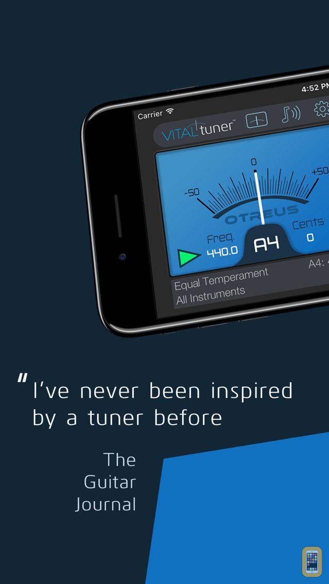 Screenshot - VITALtuner Pro - Only the best tuner