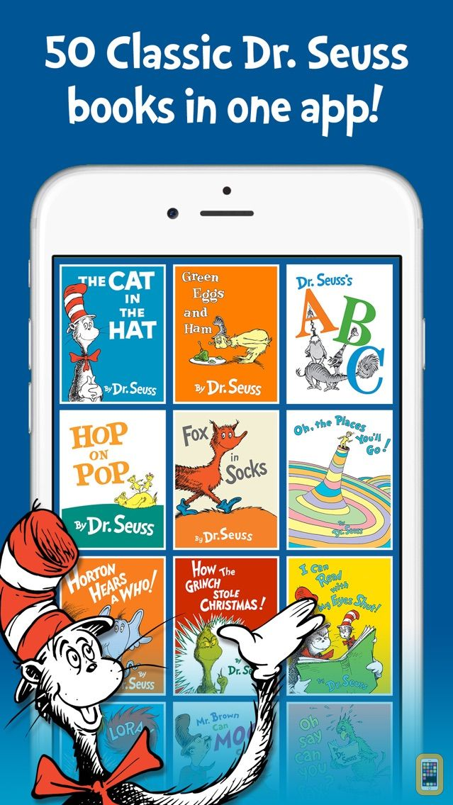 Screenshot - Dr. Seuss Treasury Kids Books