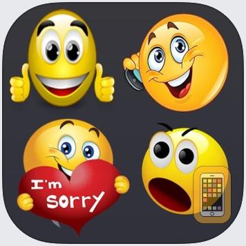 Animated Emojis Pro -  3D Emojis Animoticons Animated Emoticons by SOWJANYA ALLA (Universal)