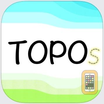 Topo Nomad by Delcartes LLC (Universal)