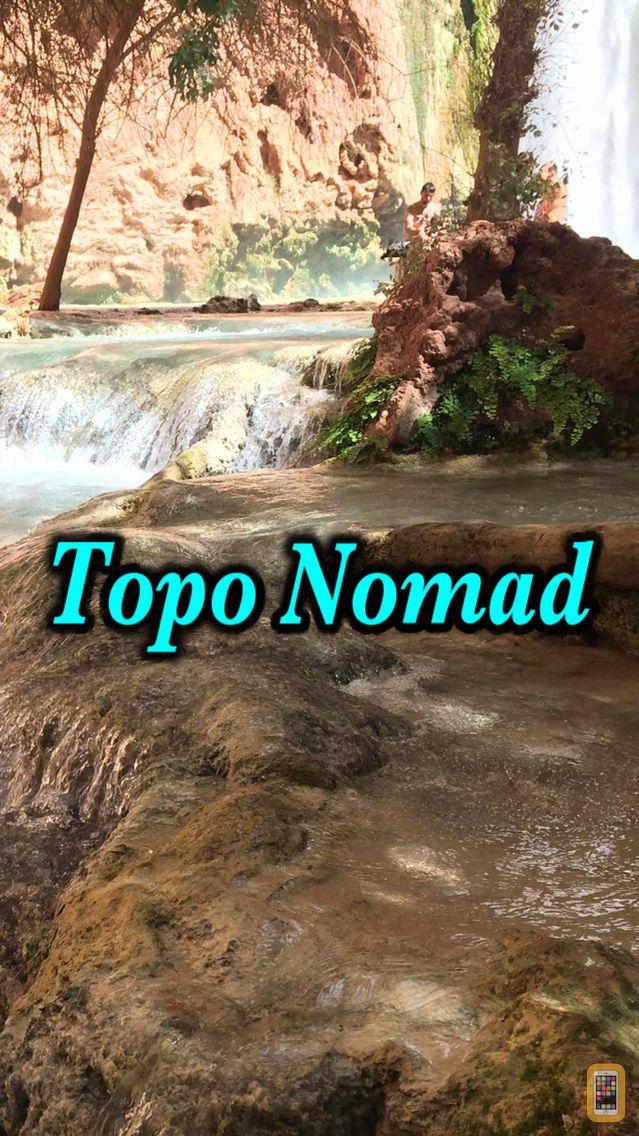 Screenshot - Topo Nomad