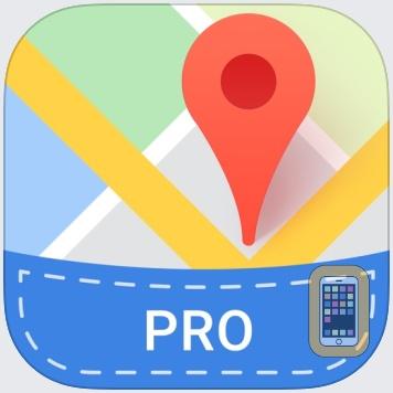 Pocket Maps Pro by Huirong Li (Universal)