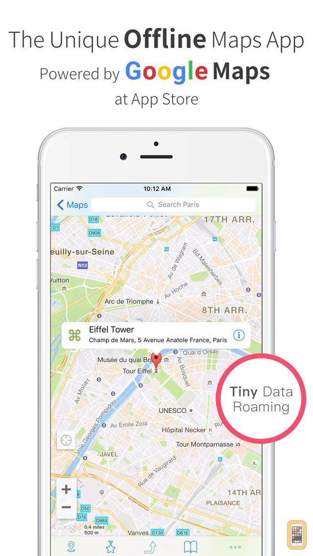 Screenshot - Pocket Maps Pro