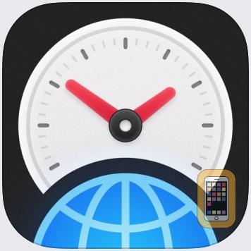 World Clock Time Widget by Lasmit TLB Ltd (Universal)