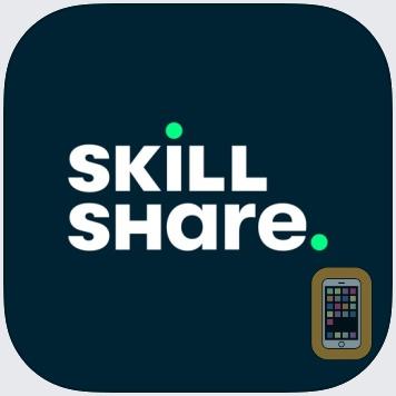 Skillshare - Online Learning by Skillshare, Inc. (Universal)