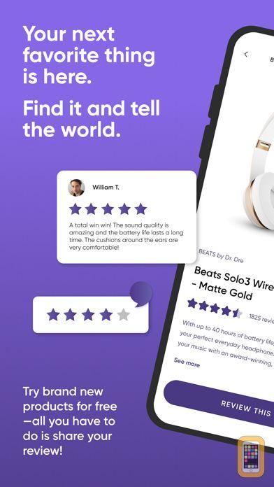 Screenshot - Influenster: Reviews & Deals