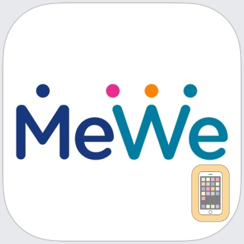 MeWe Network by Sgrouples, Inc. (Universal)