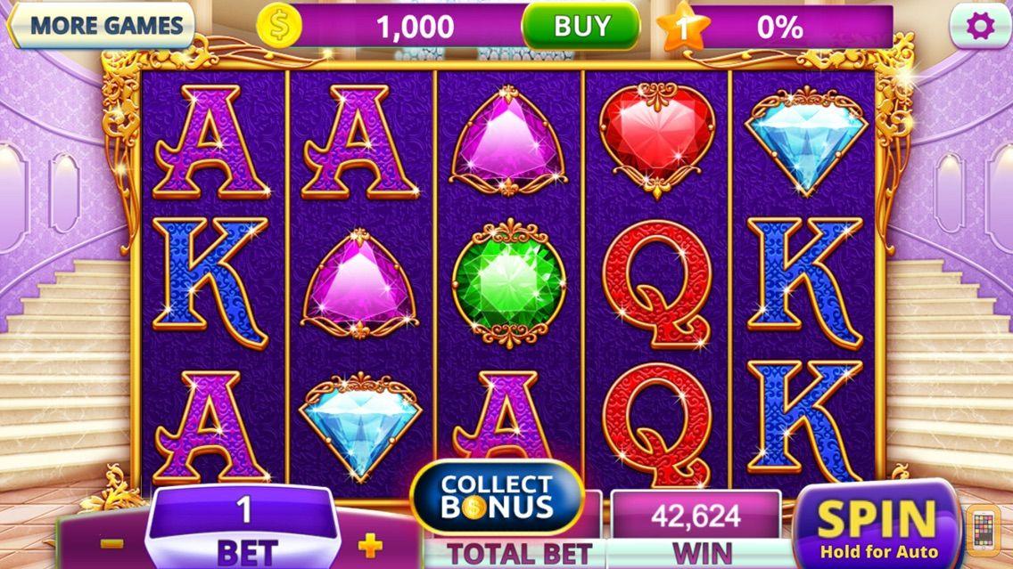 Screenshot - Slots Diamonds Casino