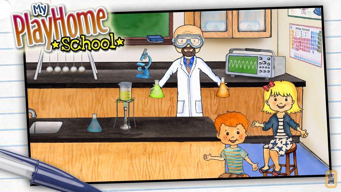 Screenshot - My PlayHome School