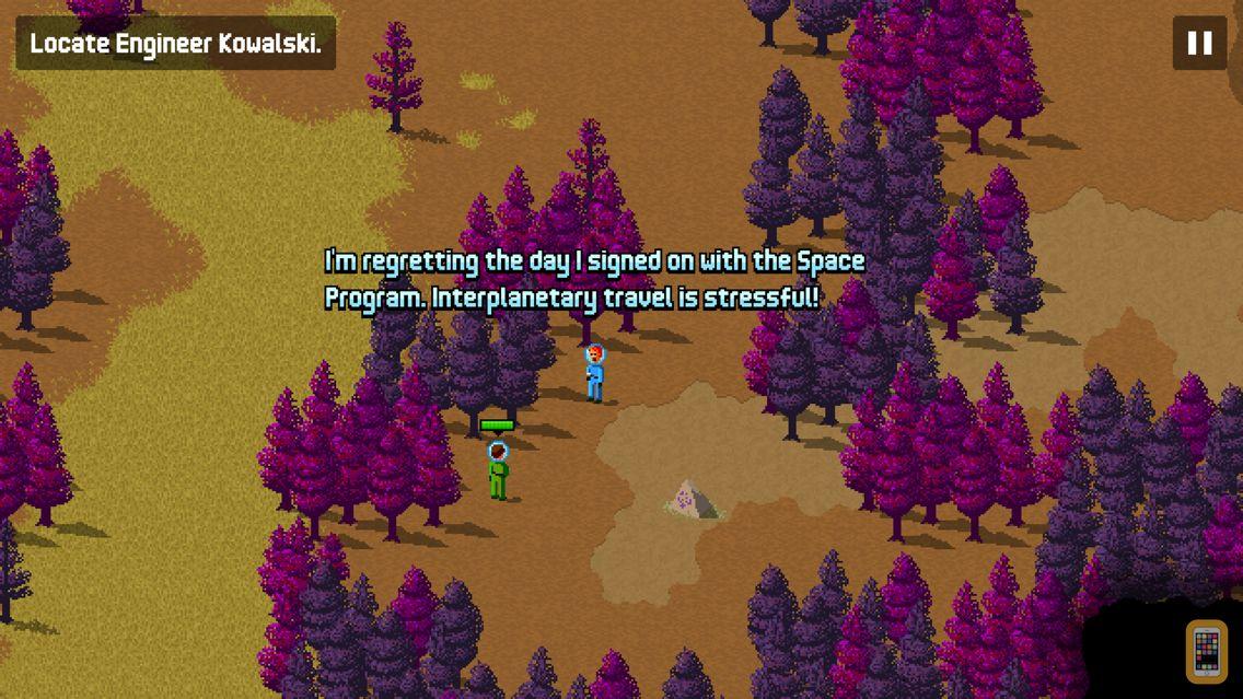 Screenshot - Space Age: A Cosmic Adventure