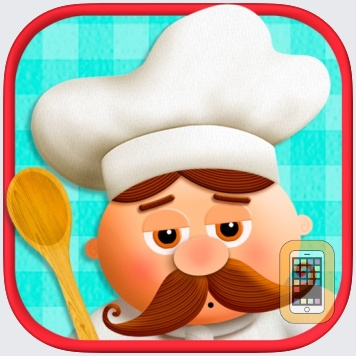 Tiggly Chef Addition: Preschool Math Cooking Game by Tiggly (iPad)