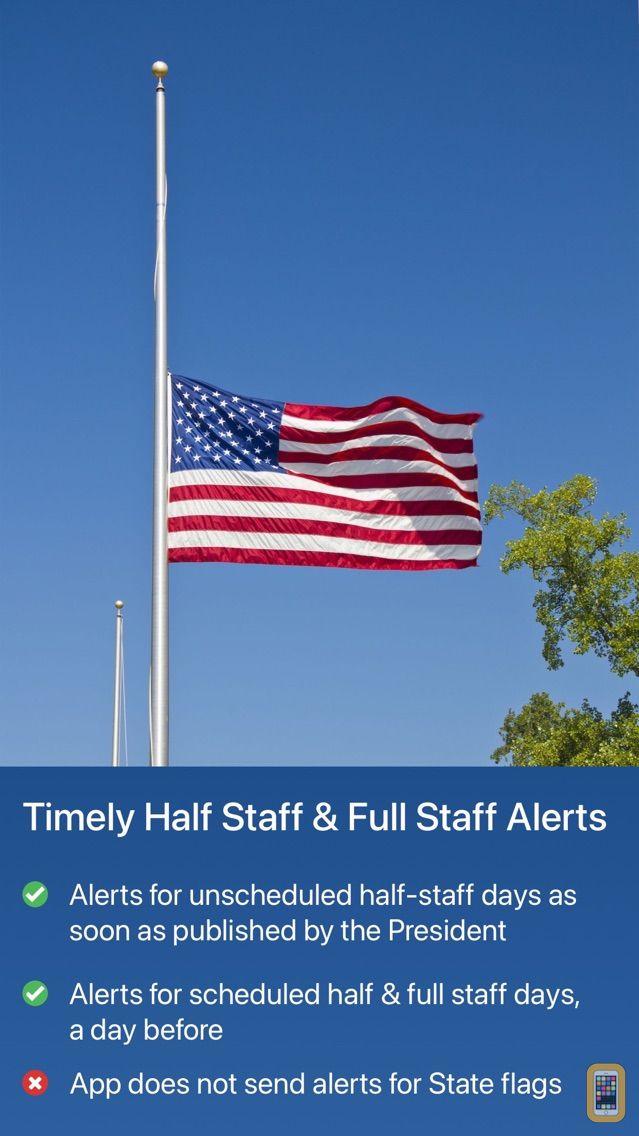 Screenshot - Flag Day - US Flag Calendar