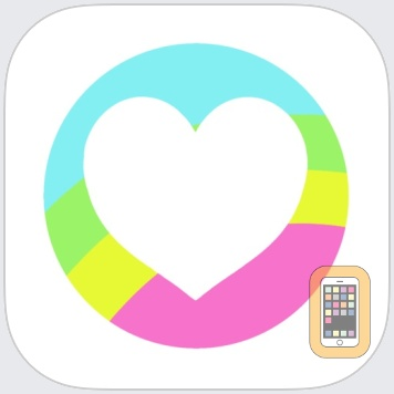 Rainbow Love Deluxe by Love is All Around, LLC (iPhone)