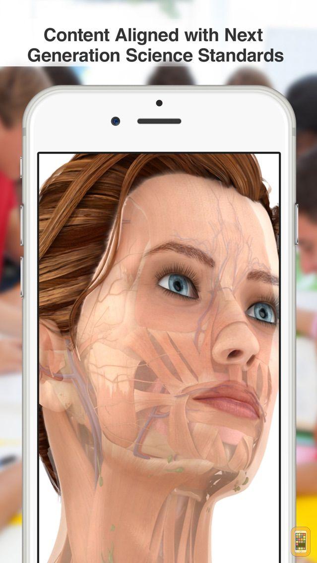 Screenshot - High School Anatomy