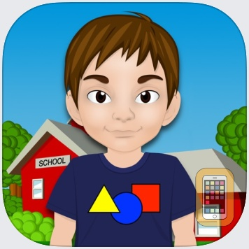Timmy Learns: Shapes and Colors for Kindergarten by Tantrum Apps (Universal)
