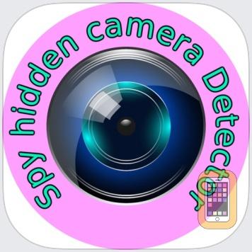 Spy hidden camera Detector by Asher L. Poretz (Universal)