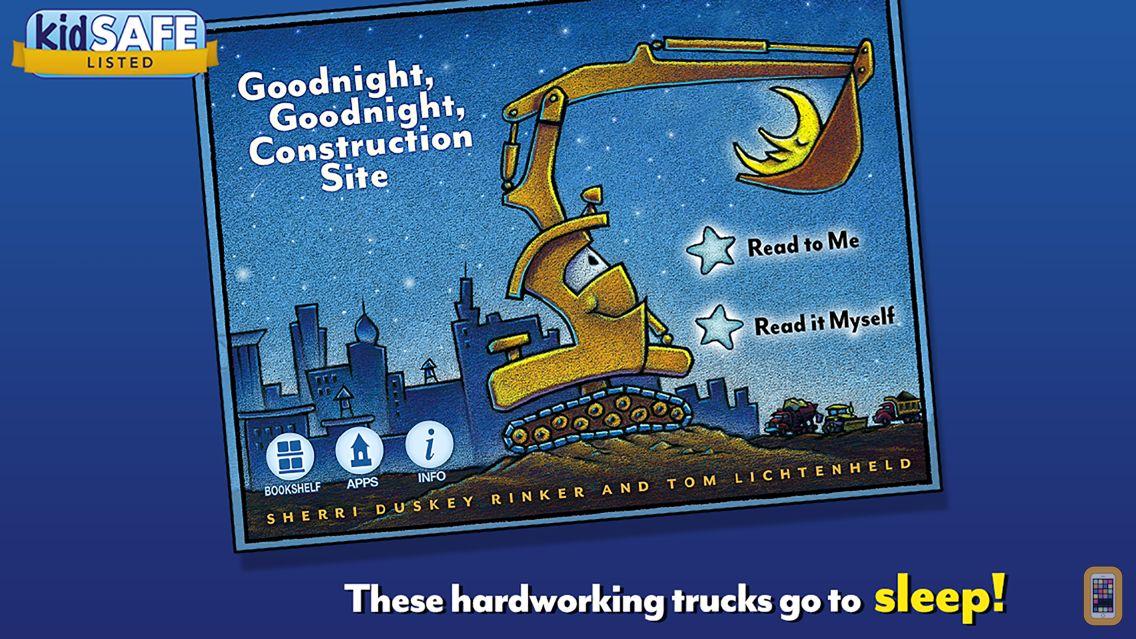 Screenshot - Goodnight, Construction Site