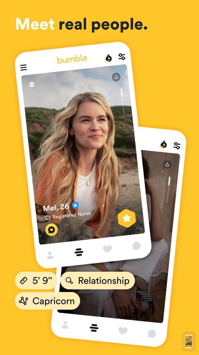 Screenshot - Bumble - Dating & Meet People