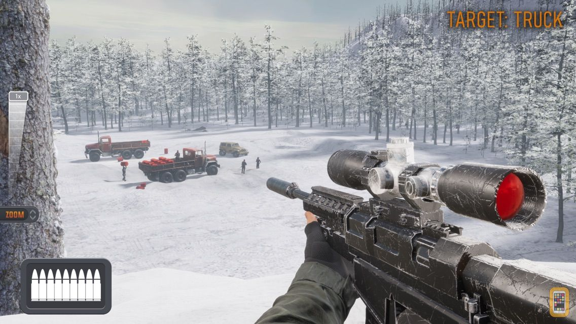 Screenshot - Sniper 3D Assassin: Gun Games