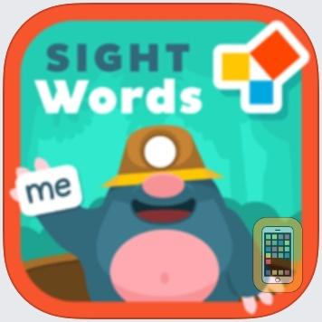 Sight Words Adventure by EDOKI ACADEMY (Universal)