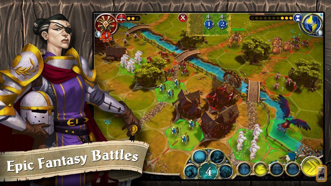 Screenshot - BattleLore: Command