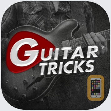 guitar lessons guitar tricks for iphone ipad app info stats iosnoops. Black Bedroom Furniture Sets. Home Design Ideas