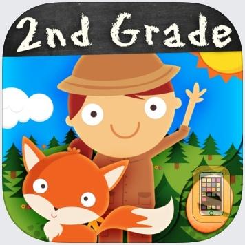 Animal Math Second Grade Math Games for Kids Maths by Eggroll Games LLC (Universal)