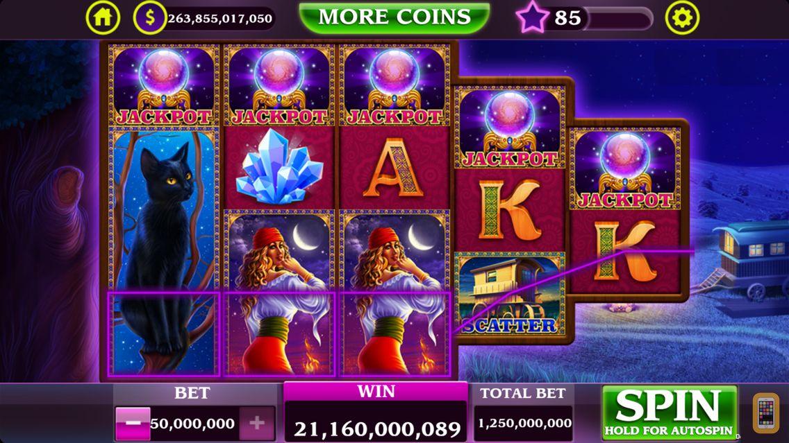 Screenshot - Unicorn Slots Casino Free Game